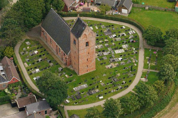 Groene Kerkhoven