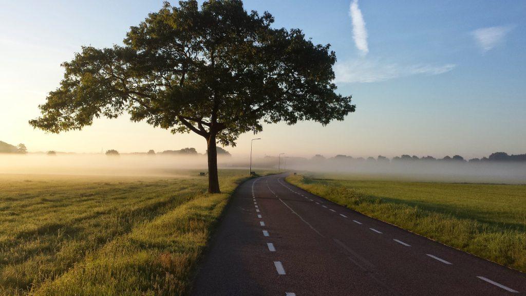 Nieuwe kijk op wegen